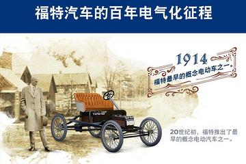 欢迎驾驶福特电动车,开启百年时光之旅