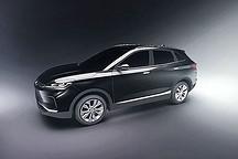 威马首款纯电动SUV量产版渲染图曝光