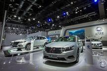 倡导绿色低碳出行引领未来汽车生活  上汽亮相新能源汽车展