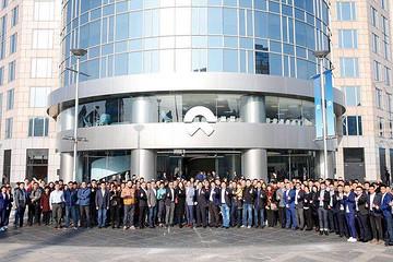 蔚来全球首家用户中心NIO House在北京开业