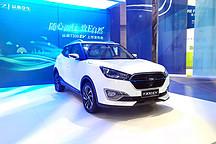 9.18万元起售 纯电小型SUV众泰T300EV正式上市