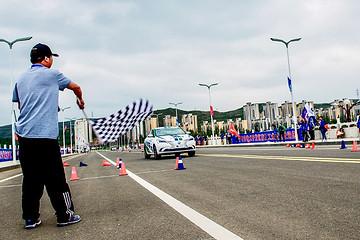 第五届环青海湖(国际)电动汽车挑战赛迎来性能评测赛 确保专业公平公正