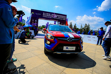 第五届环青海湖电动汽车挑战赛环湖评测赛收车 圆满完成8个赛段10项评测