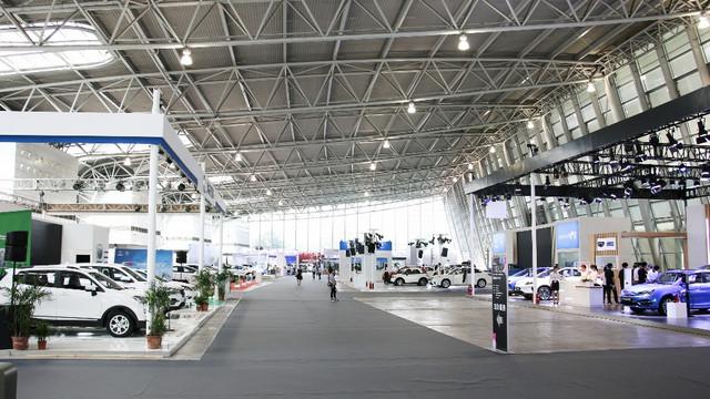 2018未来汽车展暨未来汽车开发者大会盛大开幕