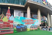 2018世界杯新能源汽车嘉年华迎来品牌日