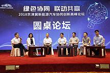 打造绿色共赢新局面!2018京津冀新能源汽车协同创新高峰论坛在京成功举办
