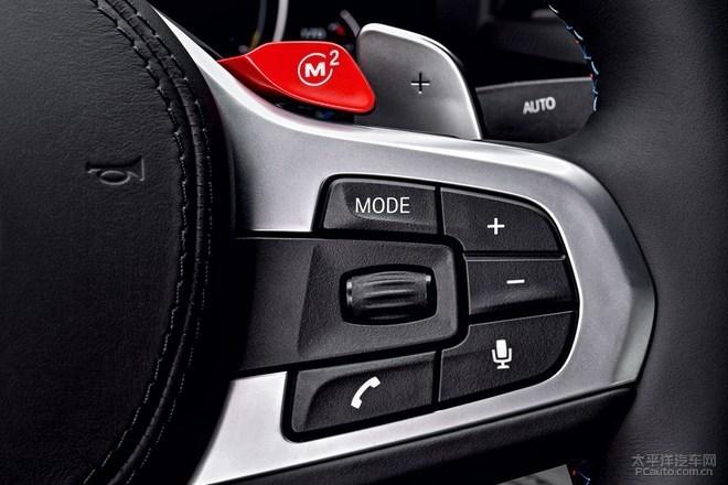 新一代宝马M5正式发布
