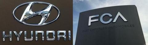 现代被传有意收购FCA 打造全球最大车企?