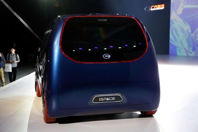 腾讯携广汽发布iSPACE概念车 推进AI in Car系统落地