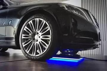梅赛德斯奔驰计划于2018年推出无线充电系统