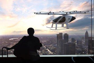 戴姆勒投资飞行出租车公司Volocopter 革新未来出行