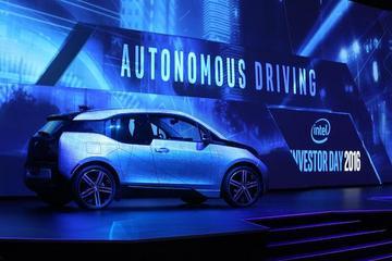 英特尔将组建自动驾驶车队,年底上路测试