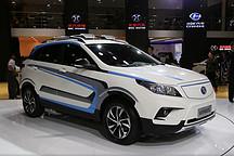 第12批免购置税新能源乘用车分析:北汽ET400电动SUV上榜 长城魏派PHEV定名
