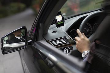 戴姆勒公司拟联合Via公司在欧洲推出网络约车服务