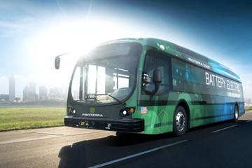 Proterra电动大公交车创续航新纪录 一次充电行驶1772公里