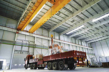 威马汽车温州工厂全部封顶,进入设备安装阶段