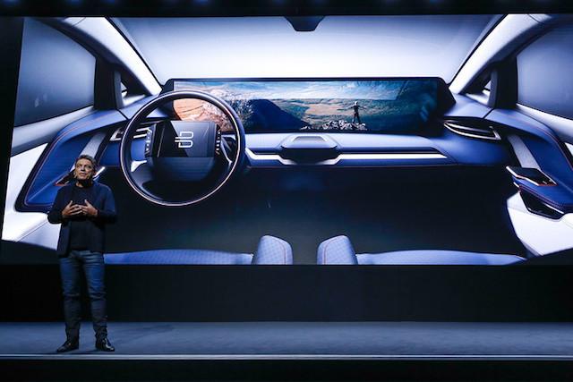 造车新势力,跨界造车