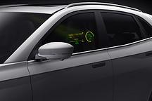 威马推出车窗交互新方式,智能化将分四步走