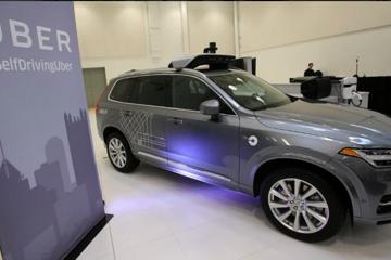 Uber豪赌自动驾驶,向沃尔沃采购24000辆车组建车队