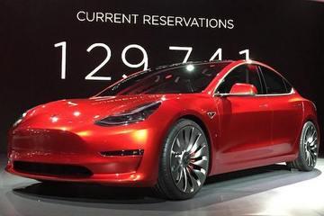 特斯拉公布 Q4 季度交付量:Model 3 产能仍不及预期