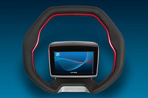 推出高级概念方向盘 适用于自动驾驶汽车和驾驶员互动