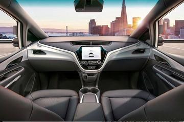 通用第四代无人驾驶汽车发布,这次是真的没有方向盘和踏板
