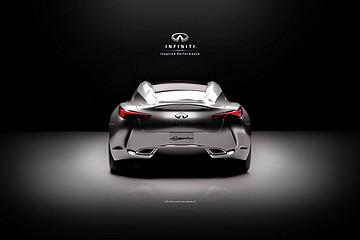 日产未来五年推六款纯电动车,其中英菲尼迪两款