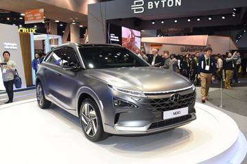 现代测试全球首辆自动驾驶燃料电池车:测试速度达110km/h