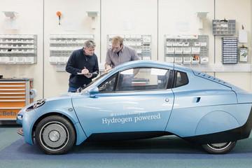 Hugo Spowers:世界上唯一一家独立的氢燃料电池汽车创业公司