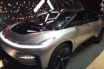 法拉第FF 91售价或超200万元,将创新能源车价格纪录