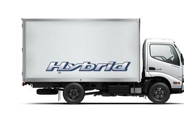 真·省油环保,日野卡车混合动力系统介绍