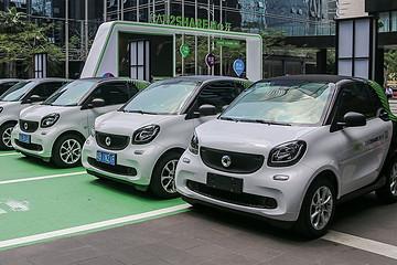 深圳 4 款共享汽车简单对比,看看用谁租车最实惠