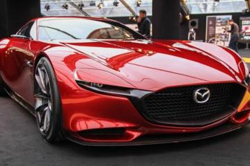 马自达宣布转子引擎回归:2019年发布混动新车