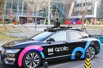 百度开放Apollo Scape无人驾驶汽车数据平台