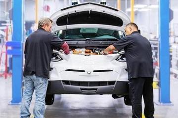 通用将投资1亿美元升级产线,为生产自动驾驶汽车做准备