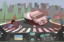 无人车道德研究:人们更倾向牺牲乘客而非行人
