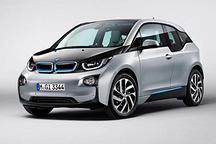 宝马i3纯电动量产车型亮相2012北京车展