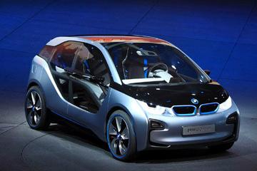 2013年量产 宝马i3电动车更多细节被曝光