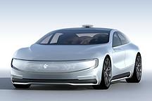 【一电分享】LeSee-乐视汽车-新几何制作