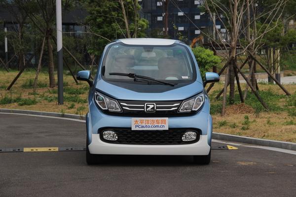 【一电分享】众泰e200新能源汽车