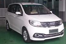 卡威新款新能源SUV曝光 或命名E10