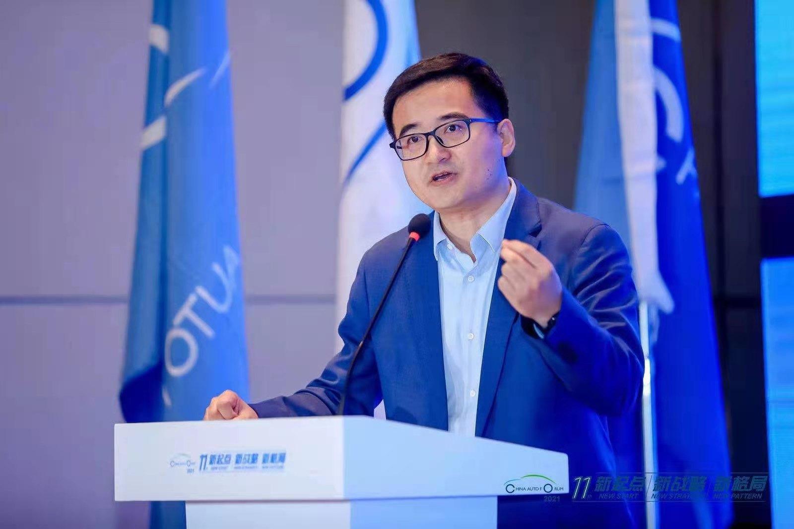 比亚迪李云飞:比亚迪用科技助力中国品牌更加自信