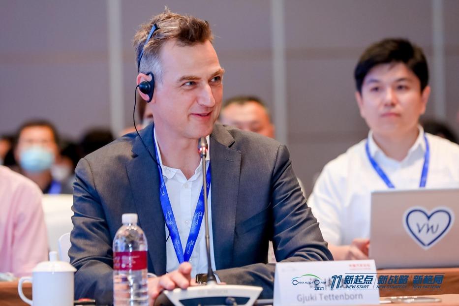 上汽大众谭博君博士:中国市场富有活力,上汽大众将继续进行服务中国汽车市场的技术开发