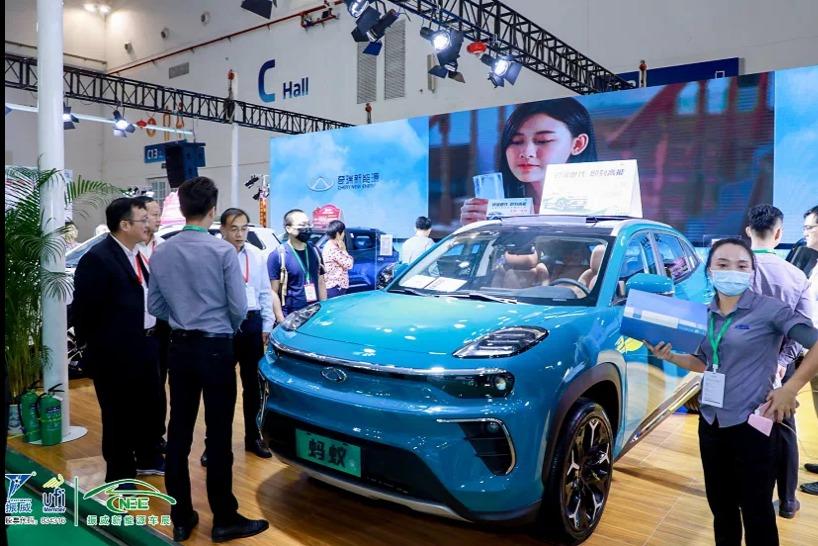 第六届海南新能源车展如约而至