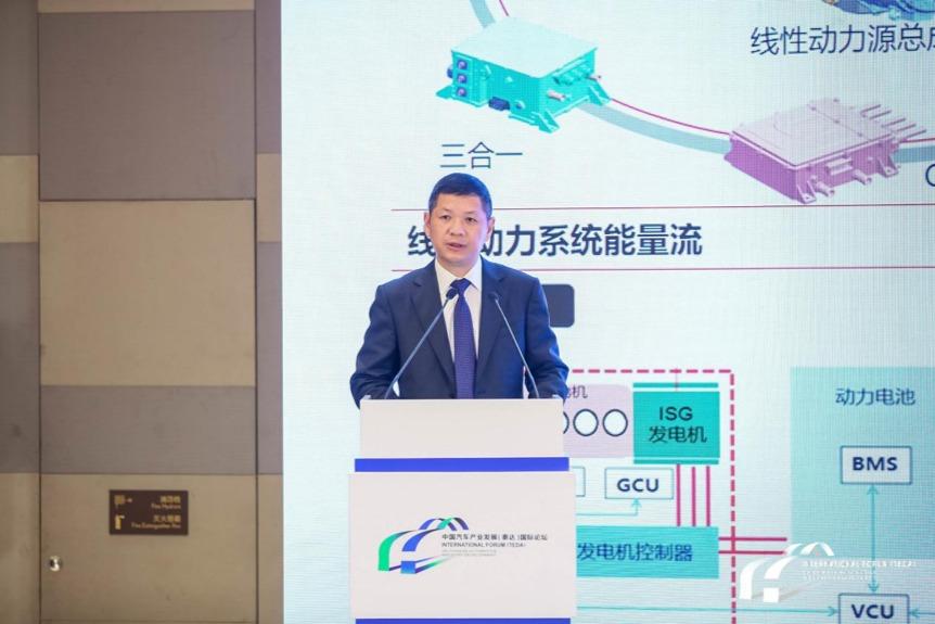 2021泰达汽车论坛 | 五菱汽车袁智军:小型新能源汽车市场的需求与产品策略