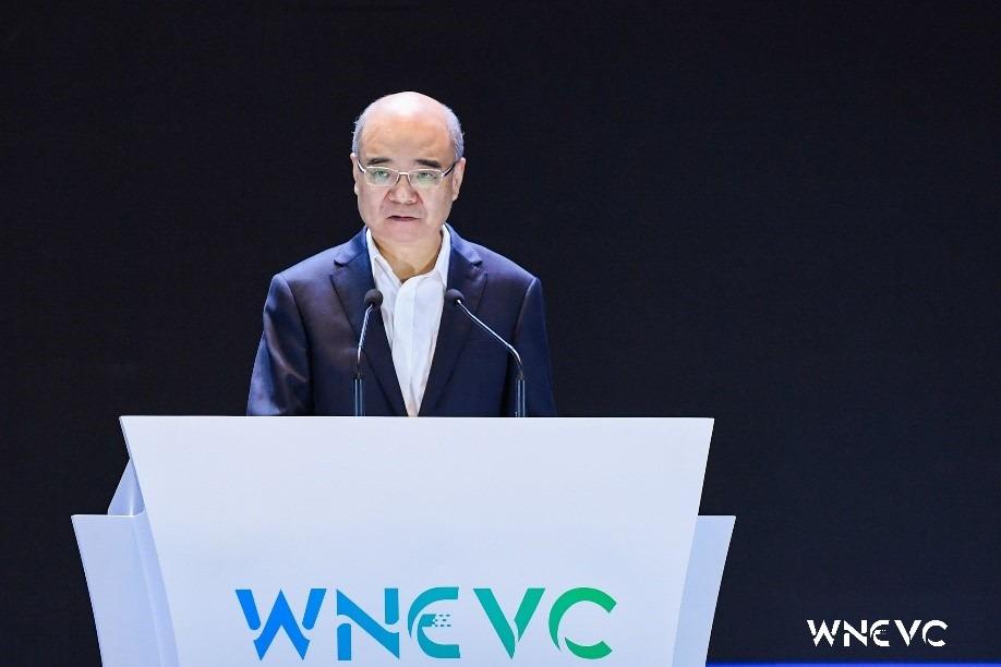 WNEVC 2021 | 科技部相里斌:对新能源汽车助力实现碳达峰、碳中和提出四点重要建议