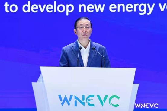 WNEVC 2021 |国网辛保安:国家电网推动电动汽车发展的认识与实践
