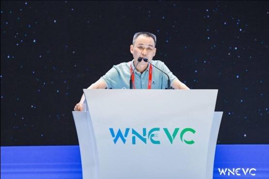 WNEVC 2021 | 宁德时代欧阳楚英:打造电池创新高地,支撑双碳目标的实现