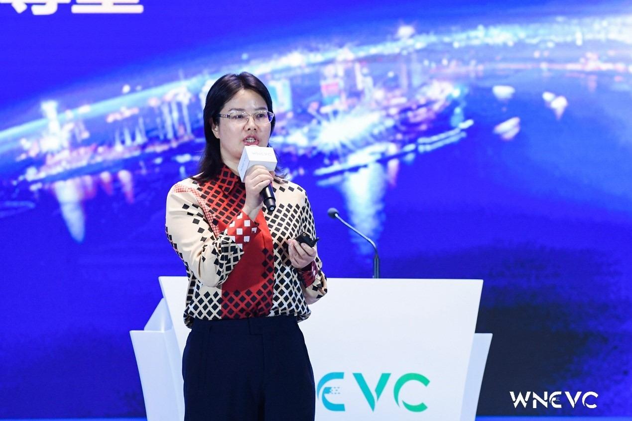 WNEVC 2021 | 中航锂电刘静瑜:共创共赢成就伟大