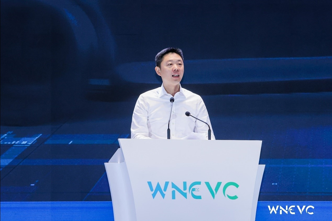 WNEVC 2021 | 华为王军:科技创造极智出行生活